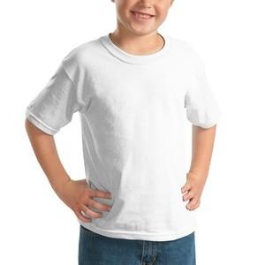 100% Youth Cotton Tee Shirt
