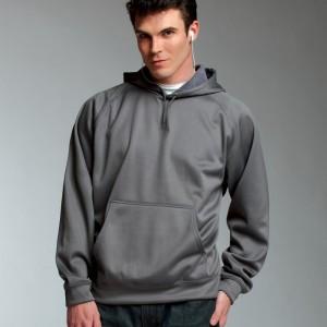 Bonded Polyknit Sweatshirt