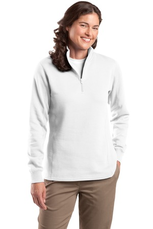 Sport-Tek® - Ladies 1/4-Zip Sweatshirt